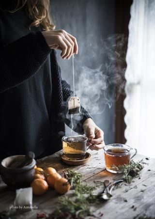Of The Virtues Of Tea